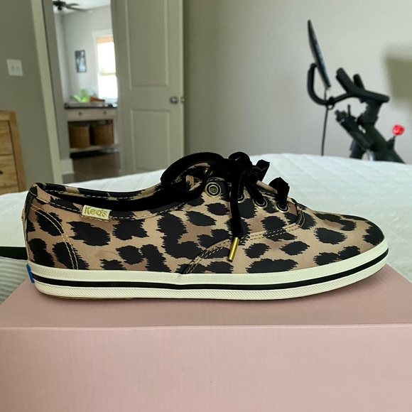 Keds by Kate Spade Leopard Shoes